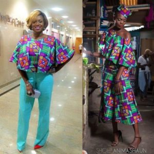 Waje in Asake Oge - BellaNaija - September 2015002