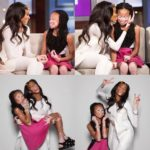 Winnie Harlow and April Star on The Real - BellaNaija - September 2015002