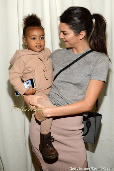 North West & Kendall Jenner