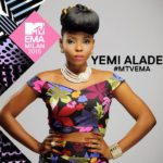 Yemi Alade 2015 MTV EMA BellaNaija Exclusive