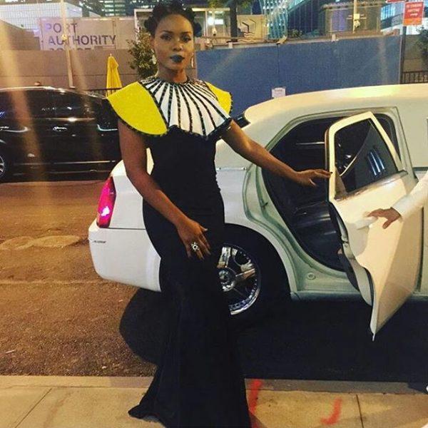 Yemi Alade in Iconic Invanity