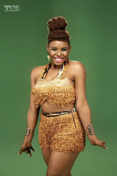Yemi Alade - Sugar [B-T-S Photo] (2)