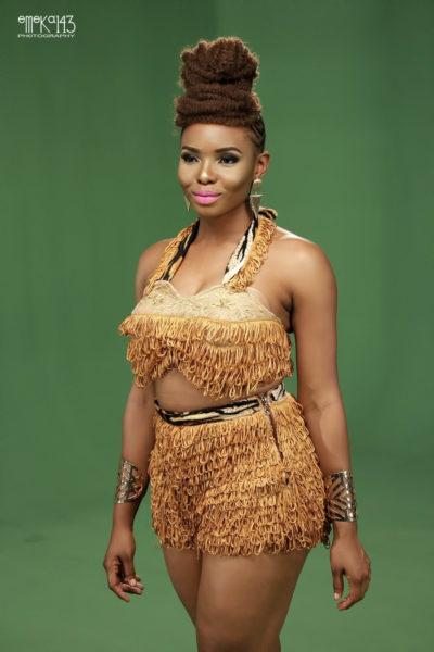 Yemi Alade - Sugar [B-T-S Photo]