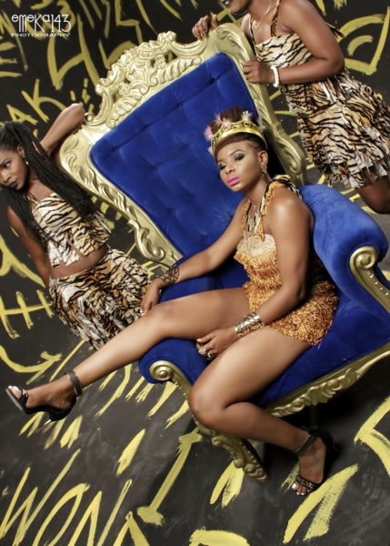 Yemi Alade - Sugar [B-T-S Photo] (8)