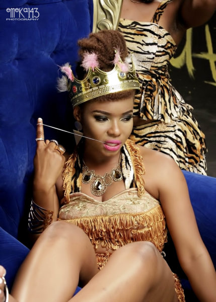 Yemi Alade - Sugar [B-T-S Photo] (9)