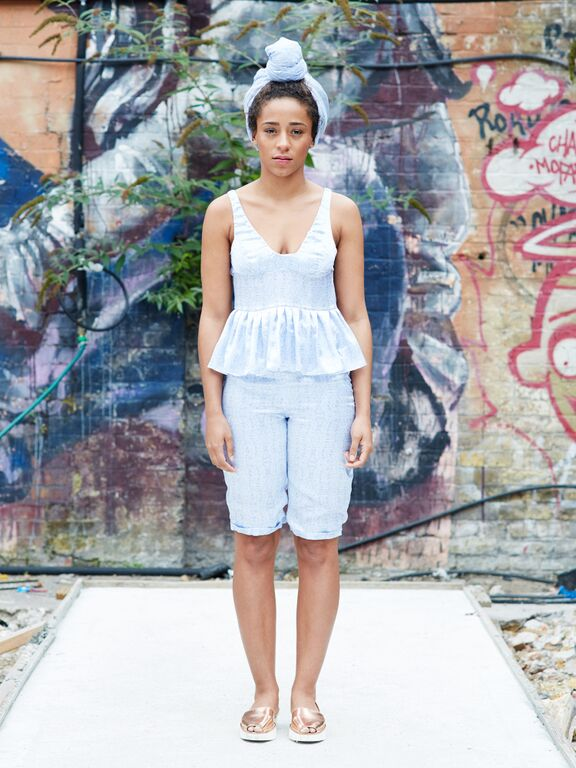 Yemzi's Spring Summer 2016 Collection Lookbook - BellaNaija - September 2015005