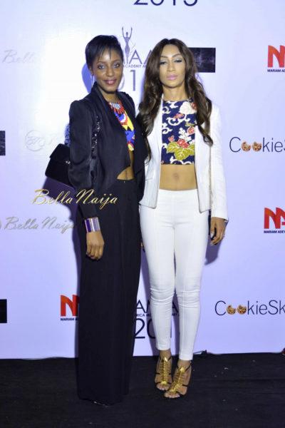 Zemaye Ekueme & Leslie Okoye