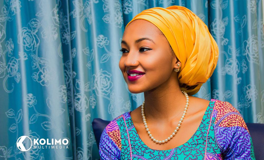 Image result for zahra buhari