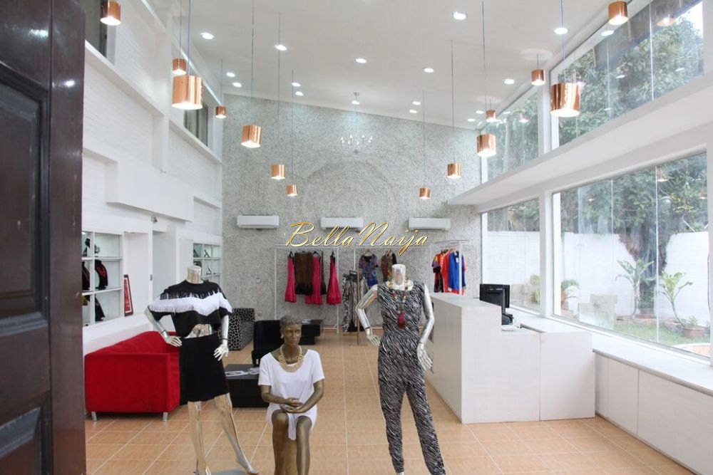 Zazaii Fashion Retail Store - Bellanaija - September011