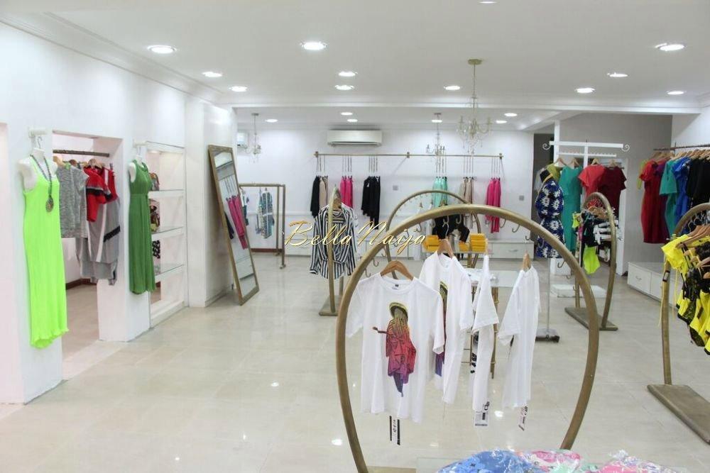 Zazaii Fashion Retail Store - Bellanaija - September016