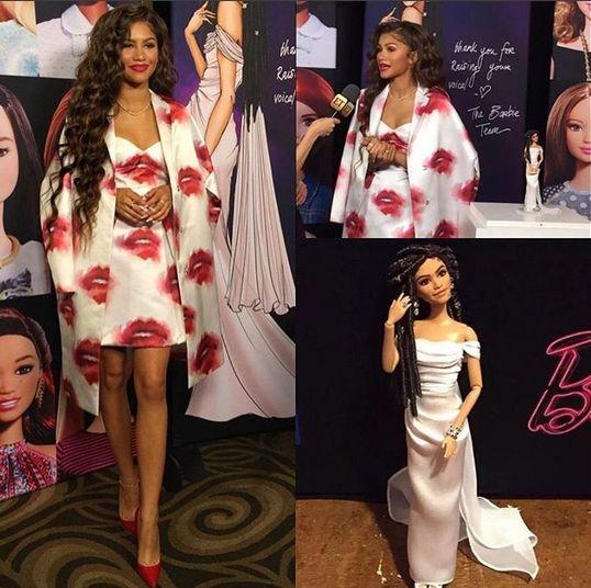 Zendaya Barbie Doll - BellaNaija - September 2015005