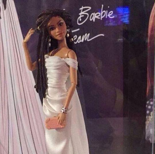 Zendaya Barbie Doll - BellaNaija - September 2015007