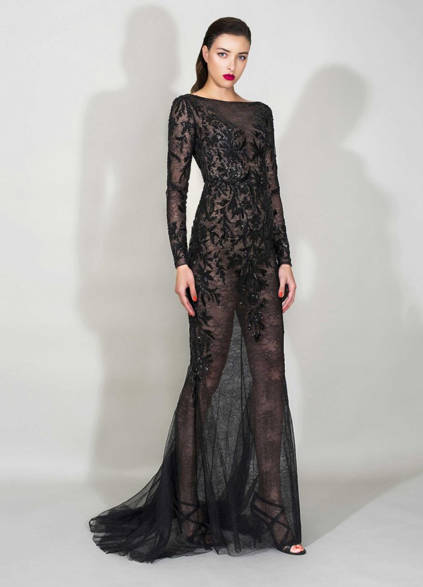 All ladies could ever ask for womenswear brand zuhair murad presents