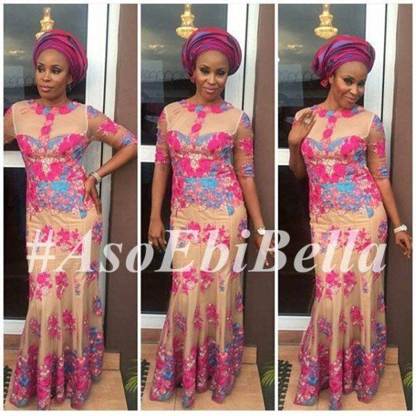 Fabric by @temiladyofkwamuhle, Aso Oke by @molbaks_alasooke