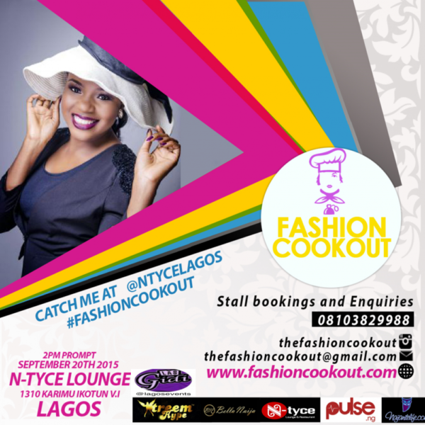 fashion cookout