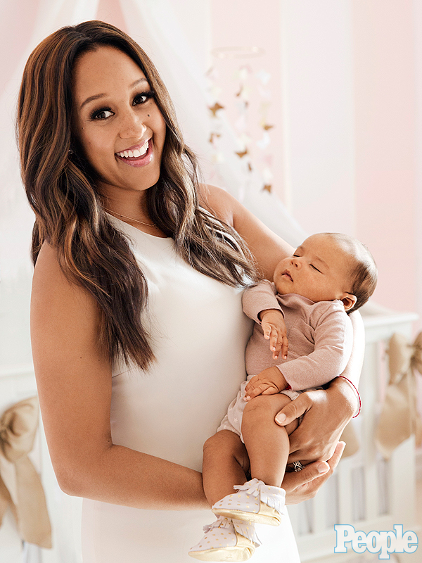 tamera-mowry-People Magazine - Ariah