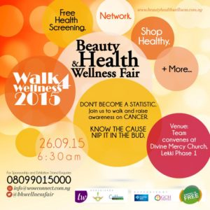 tw Magazine Cancer Walk