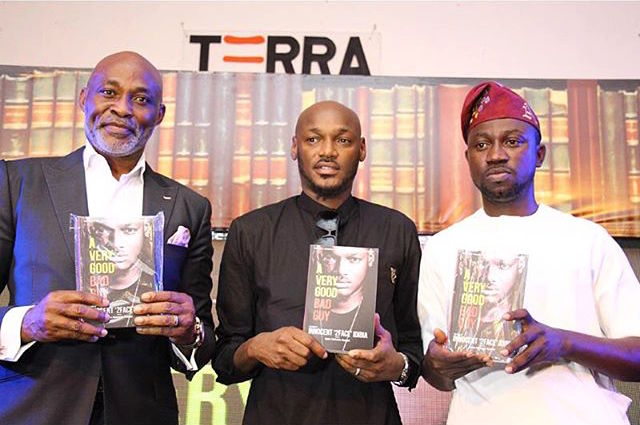 2Face Book Launch RMD Ayeni