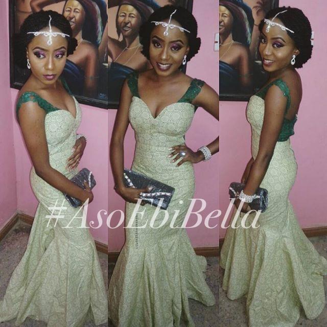 @aanu_o, dress by @kaydeecouture1