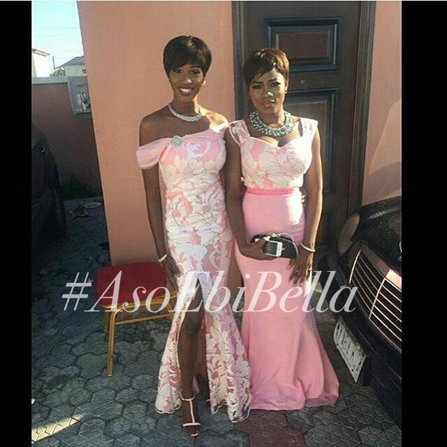 @shakheerah and Deola, @fabrics_by_msasoebi