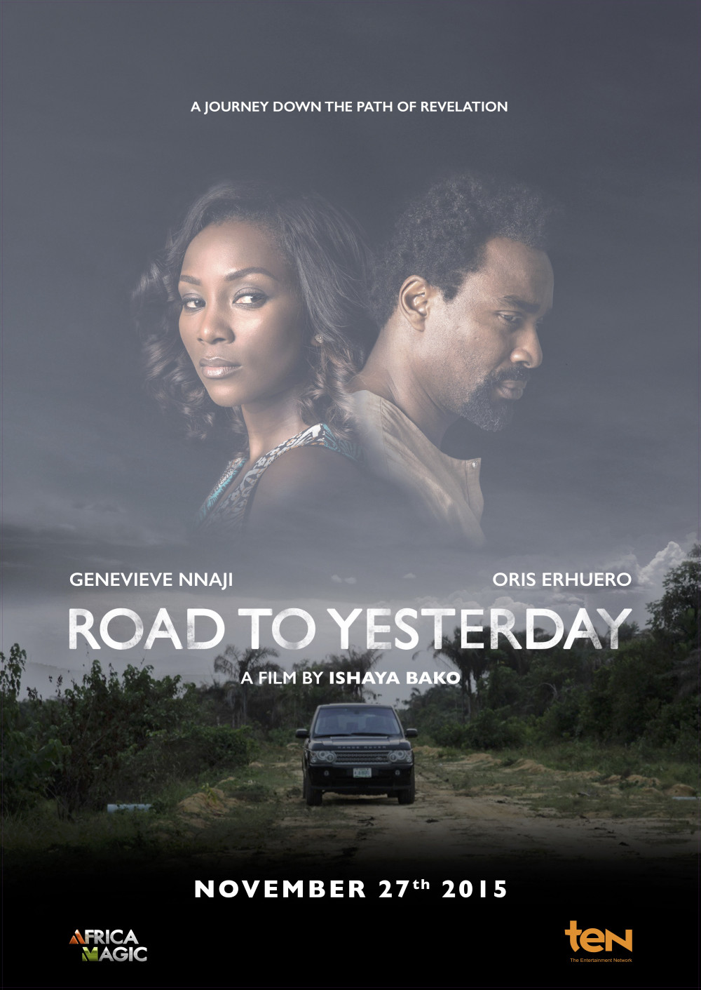 """Seyifunmi Ajanaku: Pros & Cons Of Living In The Past! Read The Review For  €�road To Yesterday"""""""