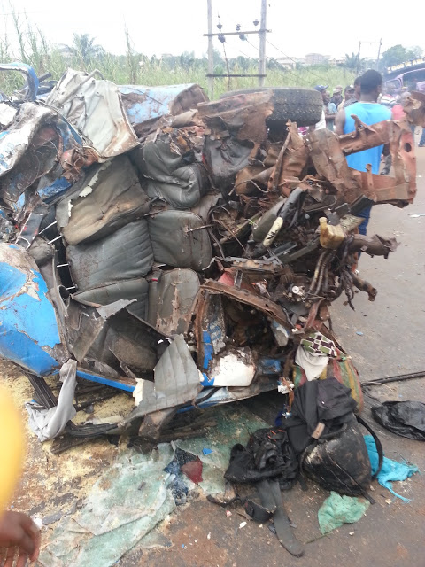 Accident in Anambra 1
