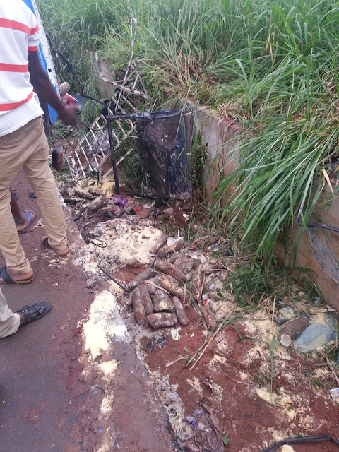 Accident in Anambra 4
