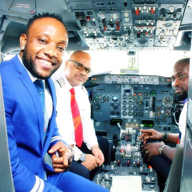 Air Peace Kcee 2