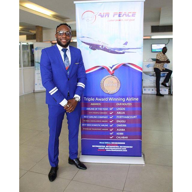 Air Peace Kcee 5