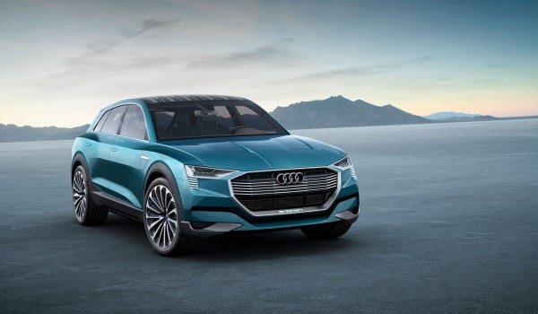 Audi QE-tron