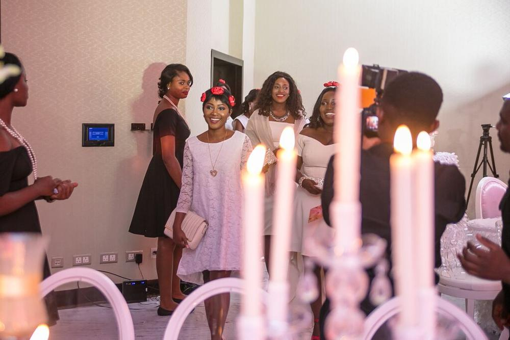 #BBNWonderland brides at Four Points by Sheraton - the Wedding Guru Decor