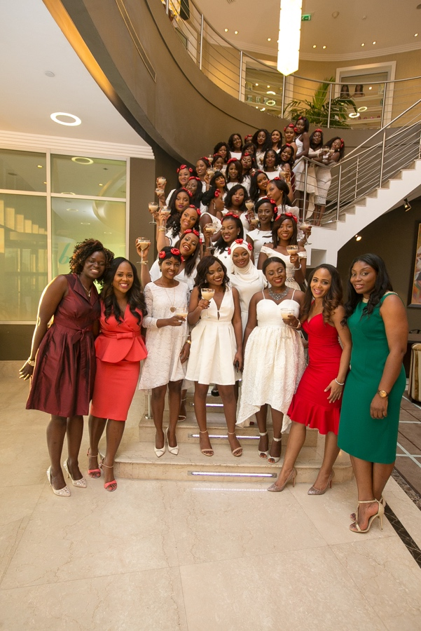 #BBNWonderland_Baileys BellaNaija Weddings 2015
