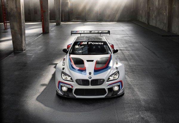 BMW M6 GT3 Racer 1