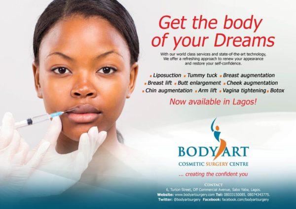 BODY ART Flyer revised
