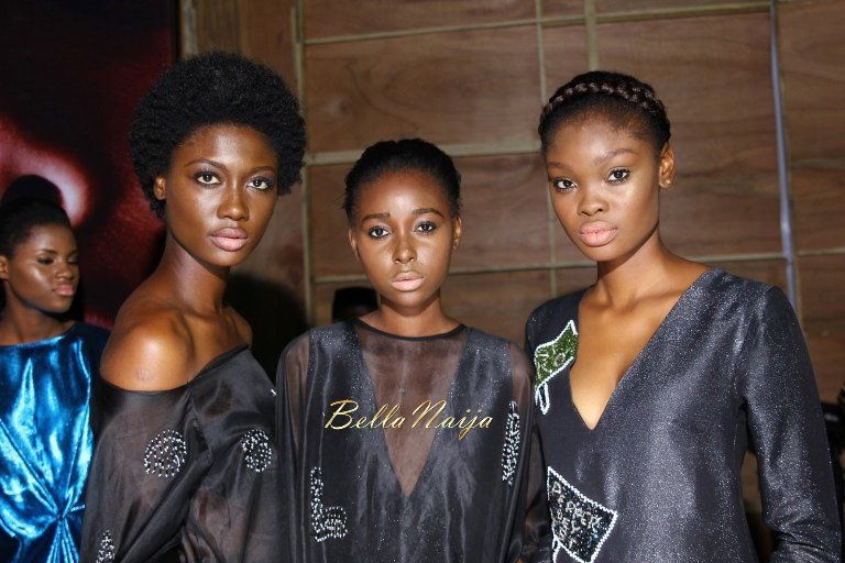 Backstage Heineken Lagos Fashion & Design Week 2015 - BellaNaija - October 2015