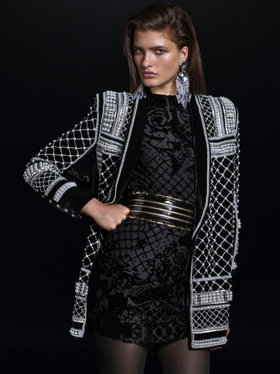 Balmain for H&M Collaboration Collection - Bellanaija - September001