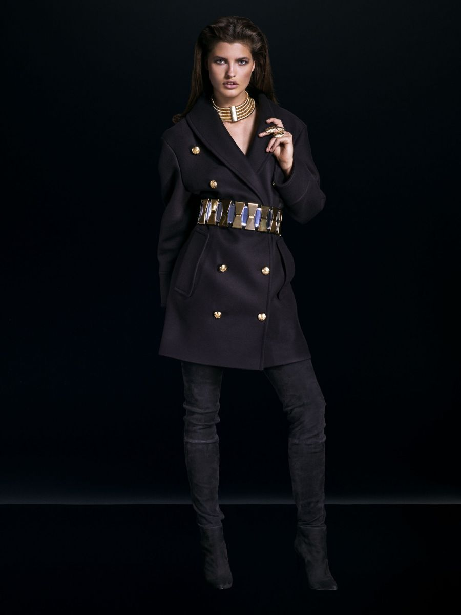 Balmain for H&M Collaboration Collection - Bellanaija - September005