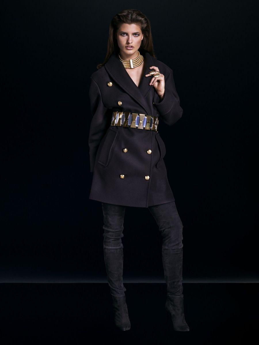 Balmain for H&M Collaboration Collection - Bellanaija - September005