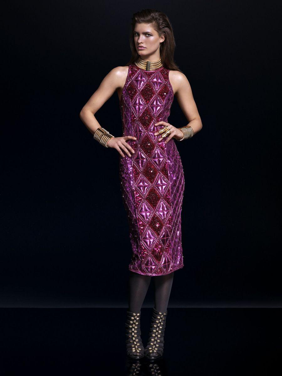 Balmain for H&M Collaboration Collection - Bellanaija - September016