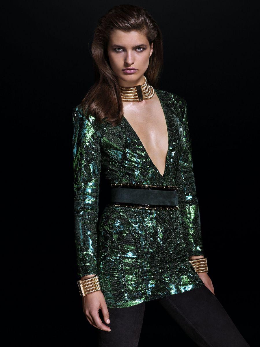 Balmain for H&M Collaboration Collection - Bellanaija - September017
