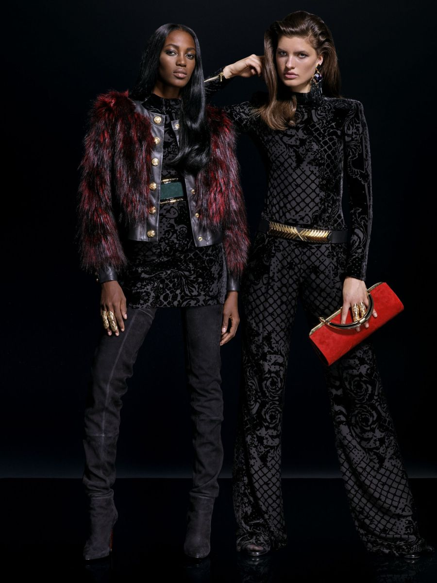 Balmain for H&M Collaboration Collection - Bellanaija - September020