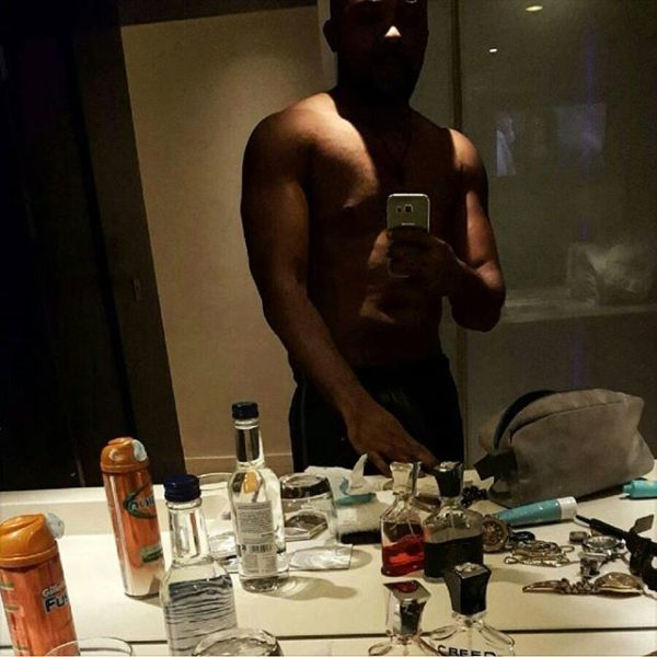 Banky W Team No Shirt