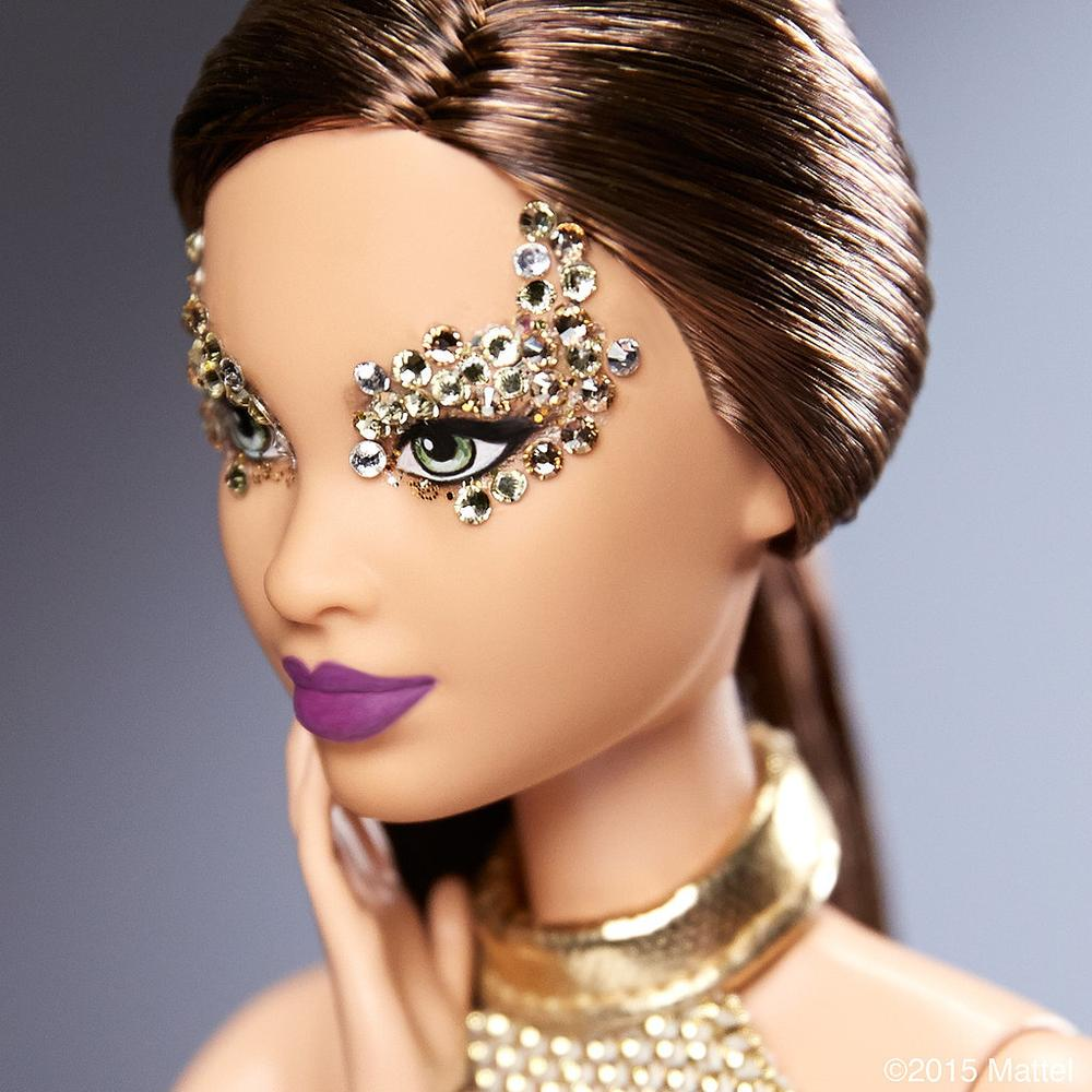Barbie Gets 4 Glam Makeovers For Paris Fashion Week Pick