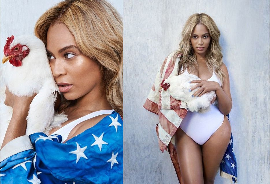 Beyonce for BEAT Magazine - BellaNaija - October 20150010