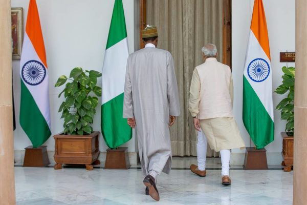 Buhari in India 1.2 BellaNaija