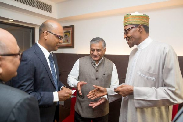 Buhari in India 3 BellaNaija