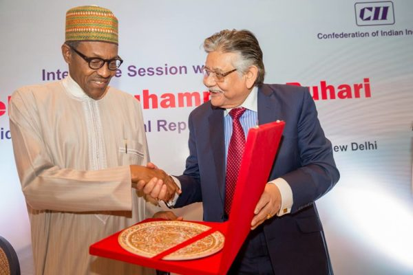 Buhari in India 8 BellaNaija
