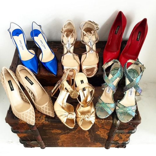 Fab shoes from The POLO Avenue