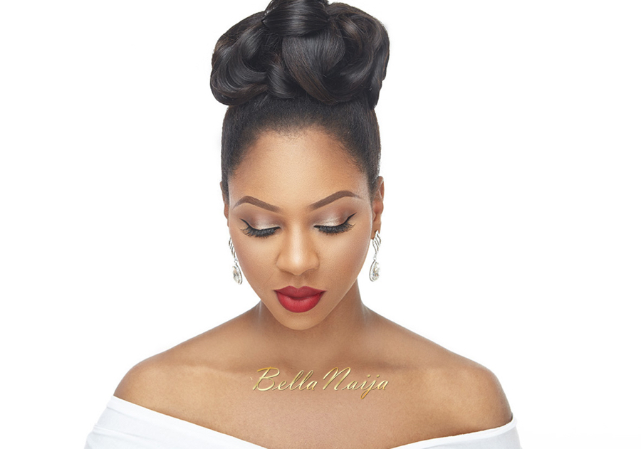 Charis Hair, Beauty Boudoir, AO Photography, GroomInspiration Wedding - Black Bride Beauty Looks - BellaNaija 2015-CSwedding shoot 693 copy2