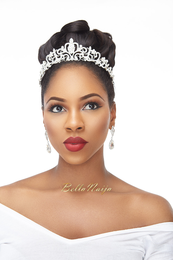 Charis Hair, Beauty Boudoir, AO Photography, GroomInspiration Wedding - Black Bride Beauty Looks - BellaNaija 2015-CSwedding shoot 716